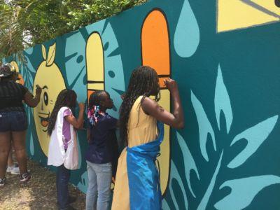 Diversity SOMI Mural