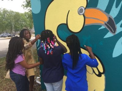 SOMI Mural Kids